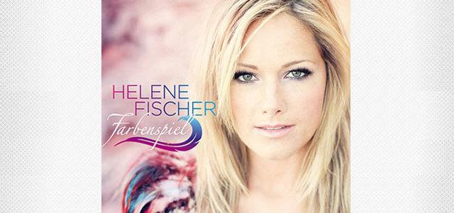 """""""Farbenspiel"""": Helene Fischer har udgivet hendes nye album"""