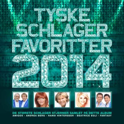 Tyske Schlager Favoritter 2014 | Tyskschlager.dk