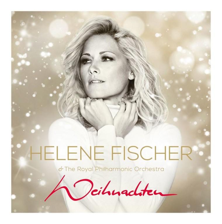 Helene Fischer julecover