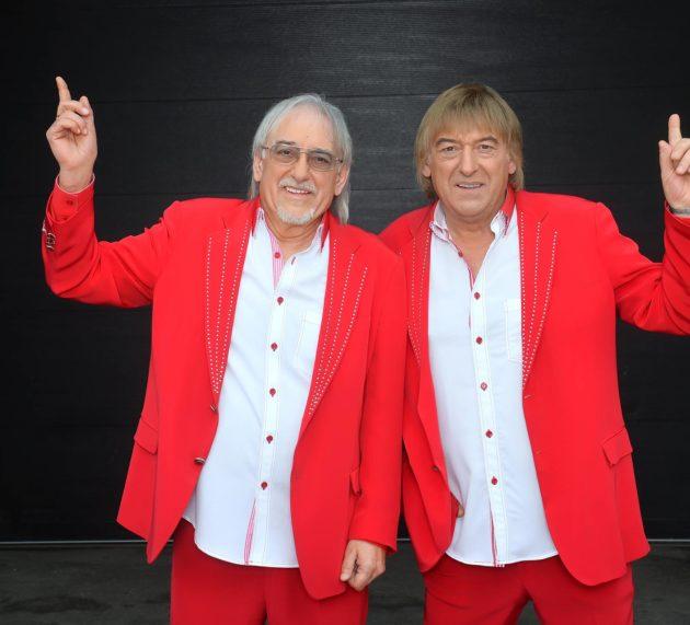 """Amigos: Hitlisten tre gange med """"Wie ein Feuerwerk"""""""