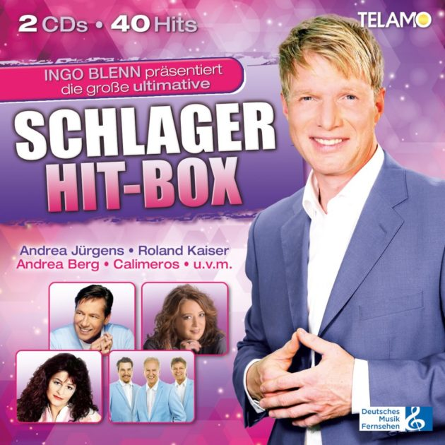 Den store ultimative Schlager Hit-Box