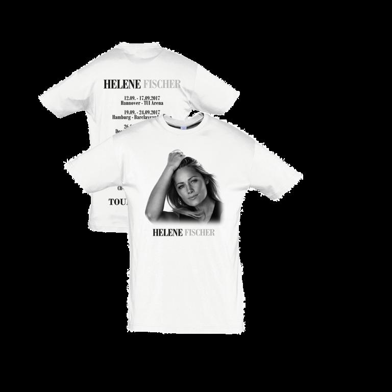 Helene Fischer T Shirt Tyskschlager Dk