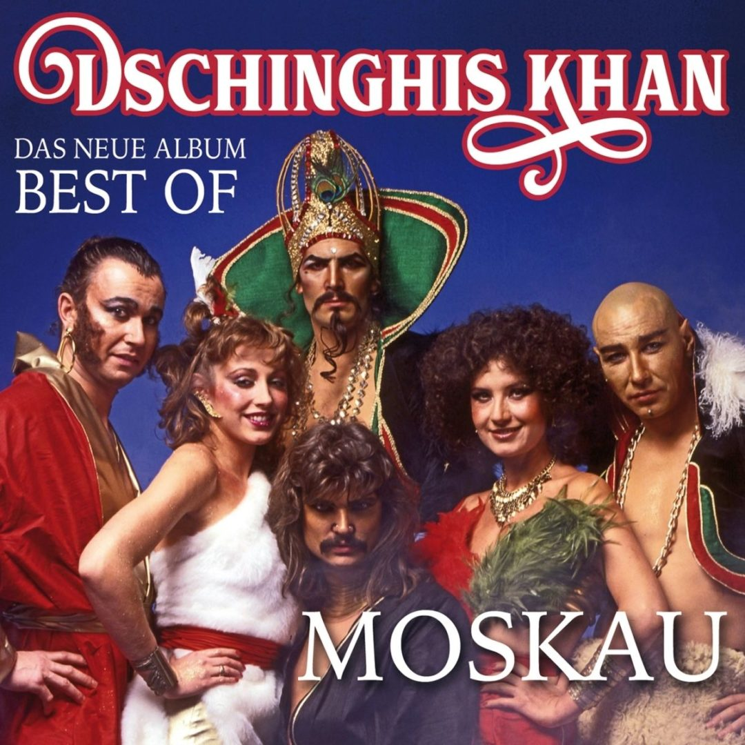 Dschingis Khan Moskau