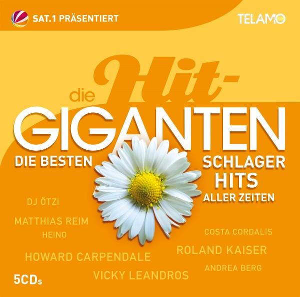 """""""Die Hit-Giganten: Die besten Schlager Hits aller Zeiten"""